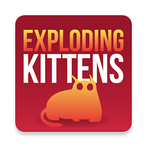 Exploding Kittens® - Official Icon do Jogo
