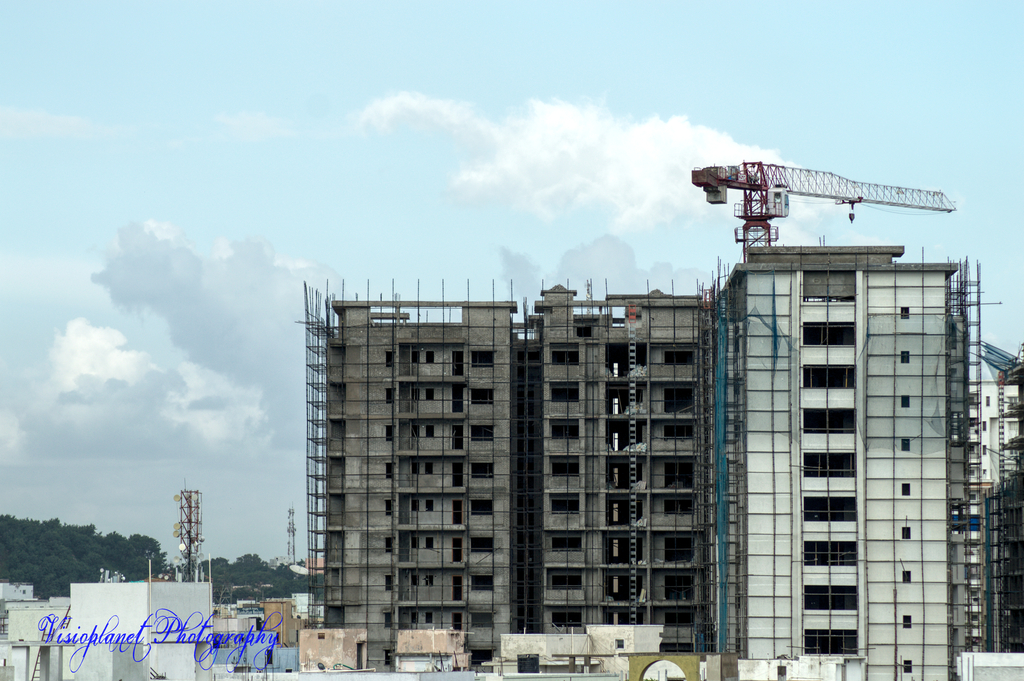 Yet Another Construction by Sudipto Sarkar on Visioplanet