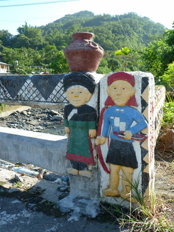 Tainan County.De Dona village à Meinong via Sandimen en scooter.J 12 - P1220385.JPG