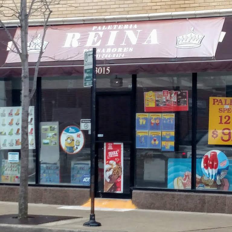 Paleteria Reina De Sabores Ice Cream Shop In Chicago