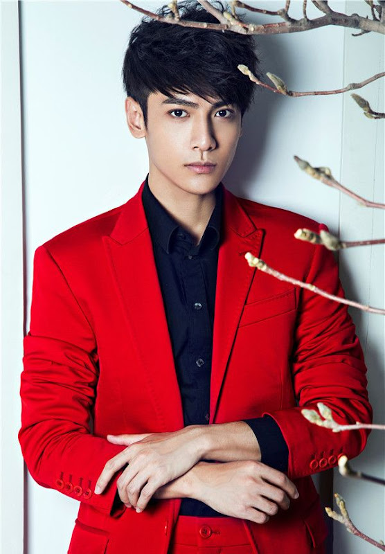 Leo Luo Yunxi China Actor