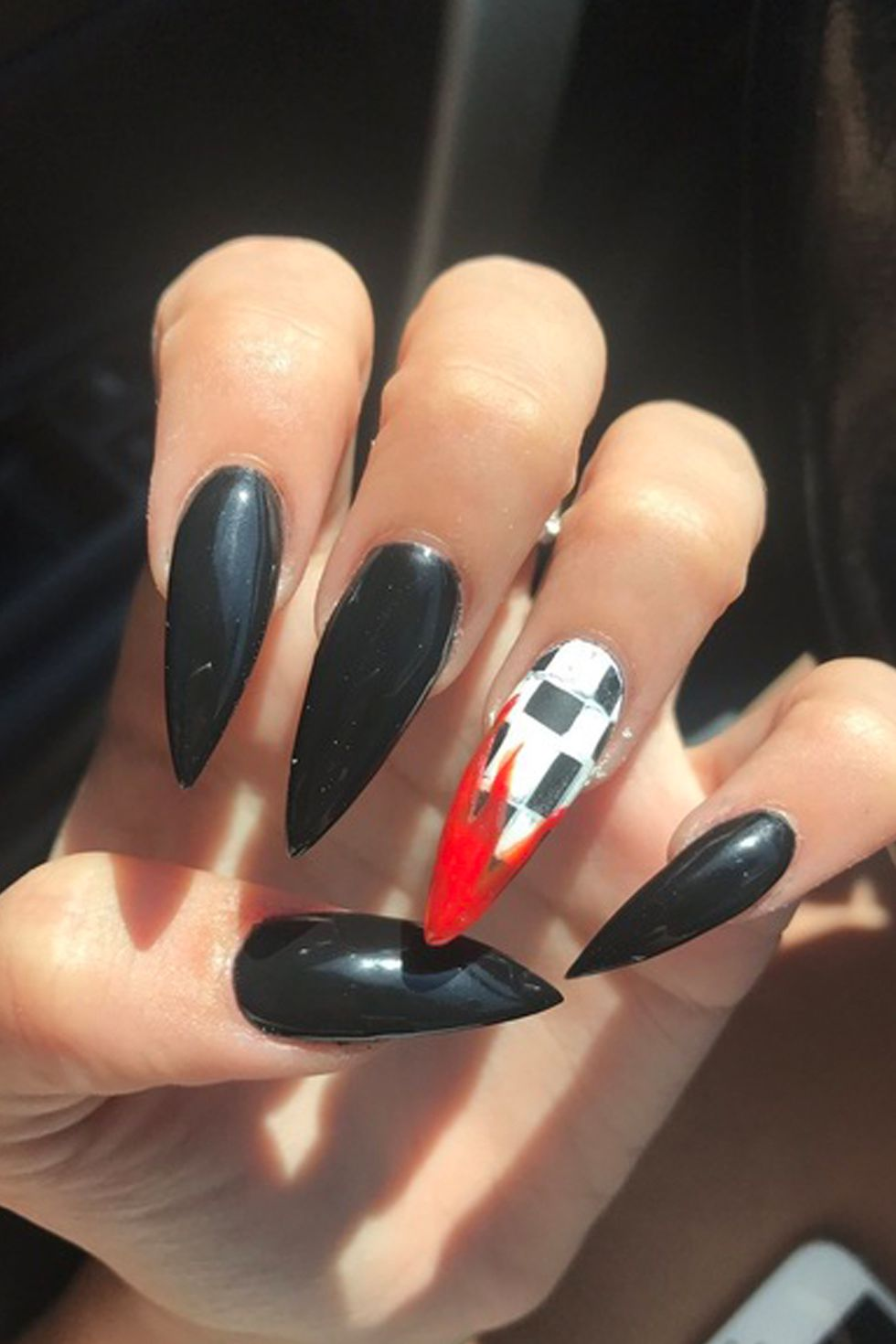 Pretty Gel Manicure Designs That Ll Make You Wanna Do Your Nails