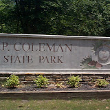 J.P. Coleman State Park, Pickwick Lake, MS
