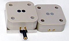 クロスフローセル用作用電極