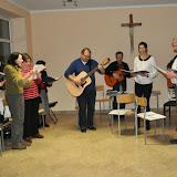 Spotkanie osób grających i śpiewających ze wszystkich wspólnot 22.02.2015r