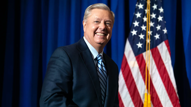 Lindsey Graham Donating $500,000 To Trump Campaign Legal Efforts Taking Election To Courts