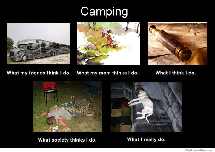 Amazing Funny Travel Sticker On Happy Camper Rv Travel Trailer Humor Bumper