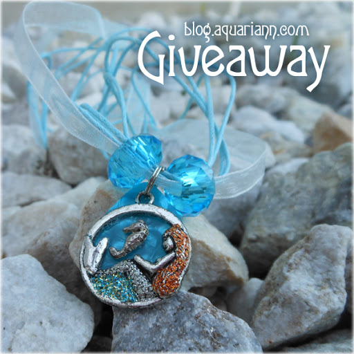Mermaid Necklace Giveaway