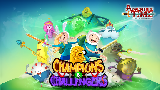 Champions and Challengers - Adventure Time 1.2.5 Screenshots 5