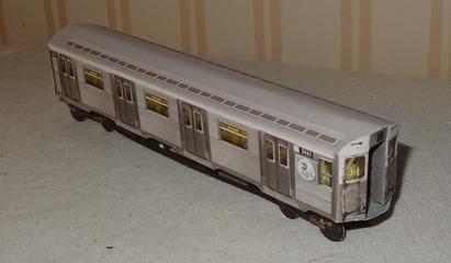 1964 R32 - Métro de New York