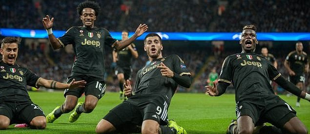 Juventus 10 Manchester City Video Highlights (2015 Ucl