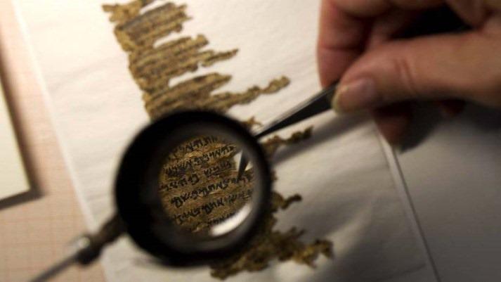 Pergaminhos do Mar Morto