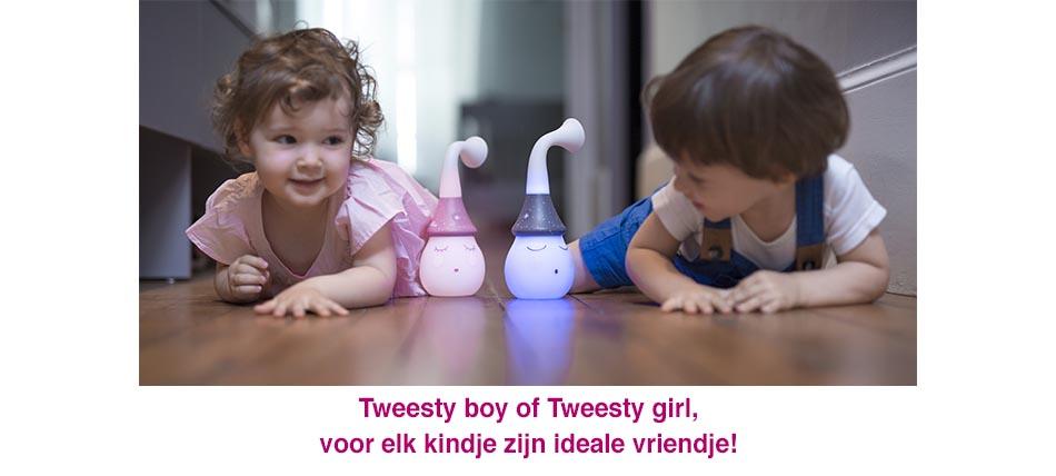 Lampje Tweesty Babymoov