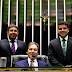 Santana do Cariri: Rafael Branco articula junto ao senador Eunício Oliveira a reabertura do banco do Brasil no município