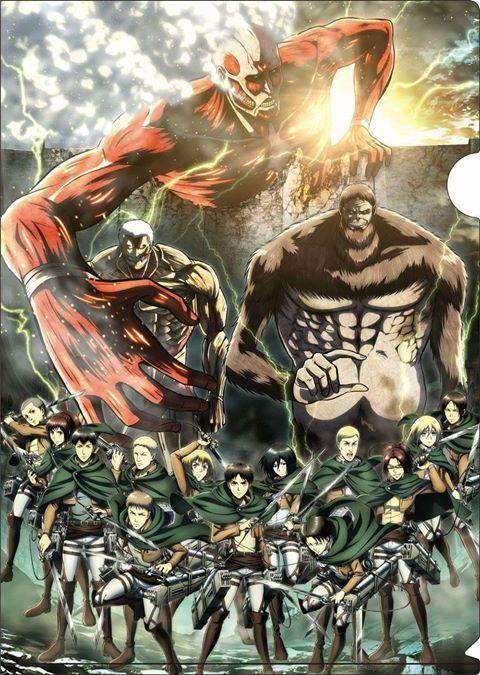 Đại Chiến Titan Phần 3