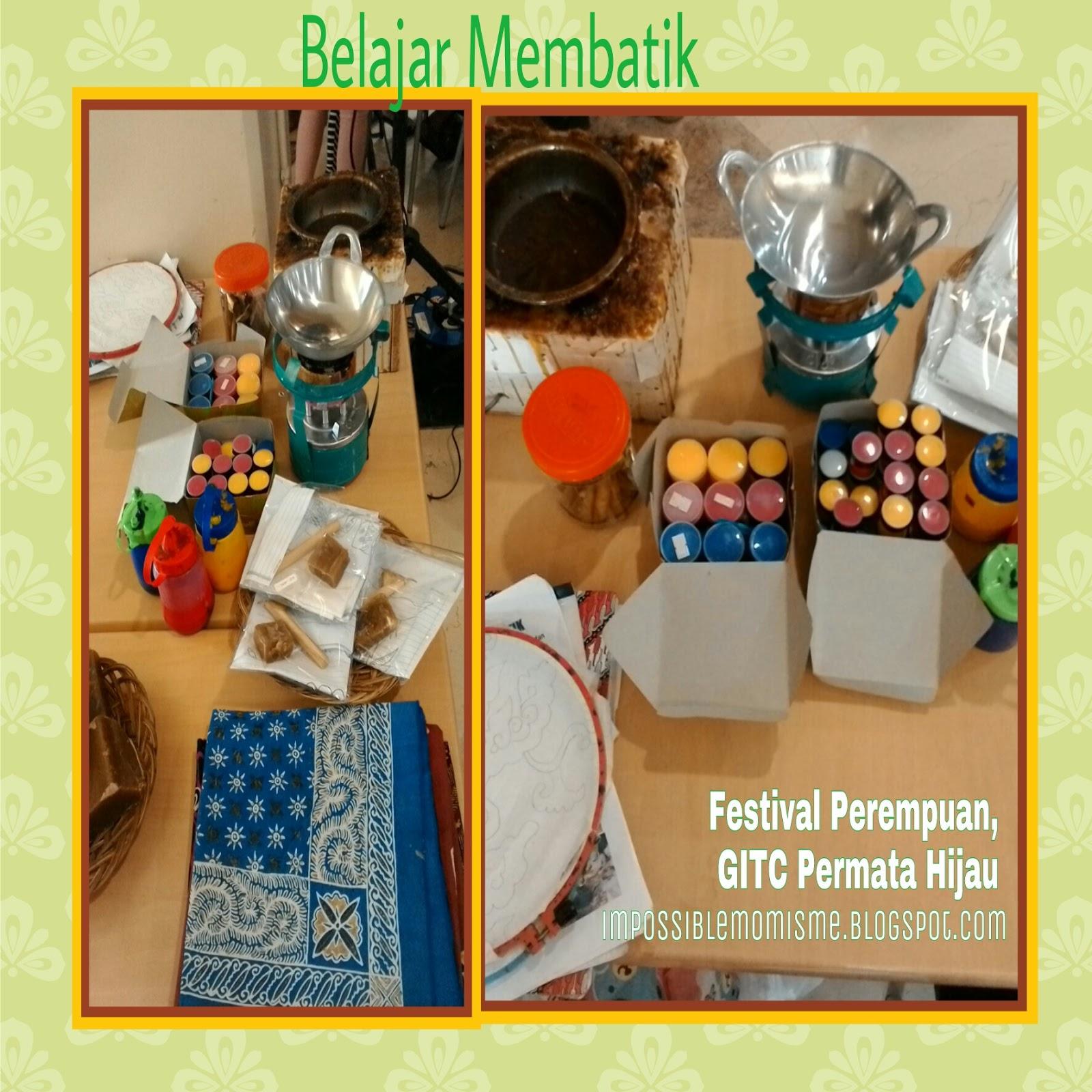 Festival Perempuan, Berkarya Bersama Bagai Permata