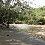 Playa del río Fonce