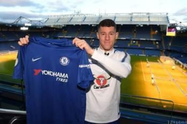 OFFICIAL: Ross Barkley Completes £15m Chelsea Move