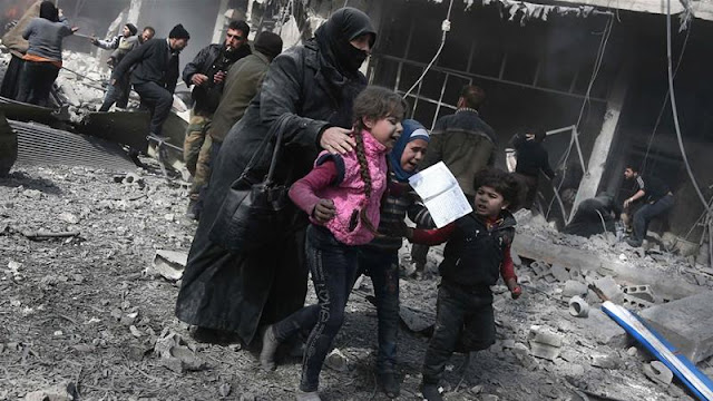 UN delays vote on Syria ceasefire as death toll climbs to 500