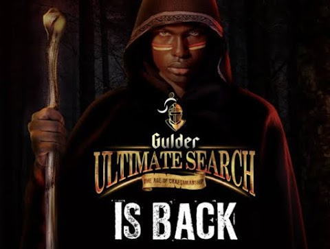 Gulder Ultimate Search is back , Viewing Times & Channels.