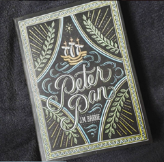 Peter Pan, JM Barrie