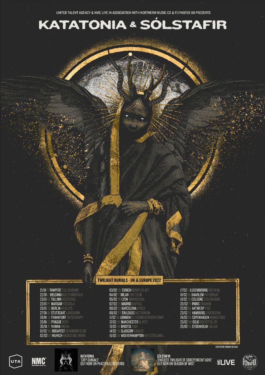 katatonia solstafir european tour