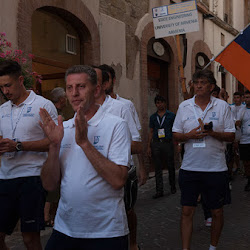 Cerimonia di Apertura@EUC Volley Camerino 2015