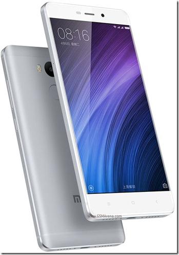 Spesifikasi Harga Xiaomi Redmi 4 Prime