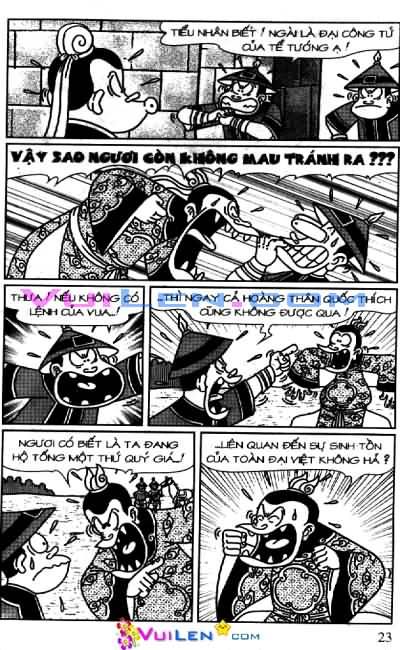 Thần Đồng Đất Việt Tập 93