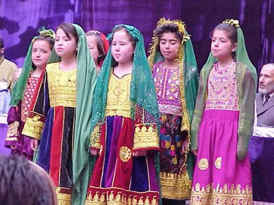 Afghan Traditional Clothes Designs