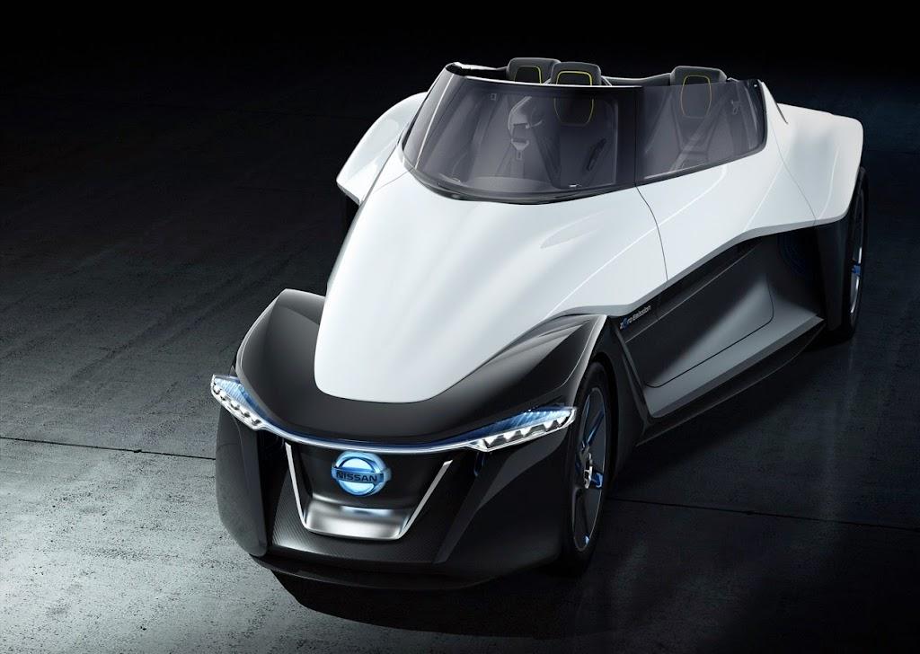 Nissan Bladeglider Concept 22