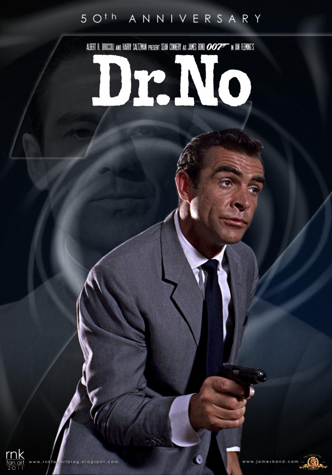 Dr. No James Bond