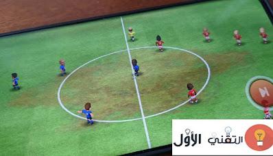 العاب كرة قدم 2022