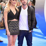 OIC - ENTSIMAGES.COM - Josh Shephard and Stephanie Pratt at the Tomorrowland: A World Beyond European Premier in London 17th May 2015  Photo Mobis Photos/OIC 0203 174 1069