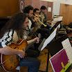 Priprave na koncerte Berklee College of Music in otroci s Centra Janeza Levca Ljubljana