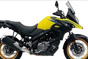 Suzuki V-Strom 650XT Siap Puaskan Dahaga Bikers
