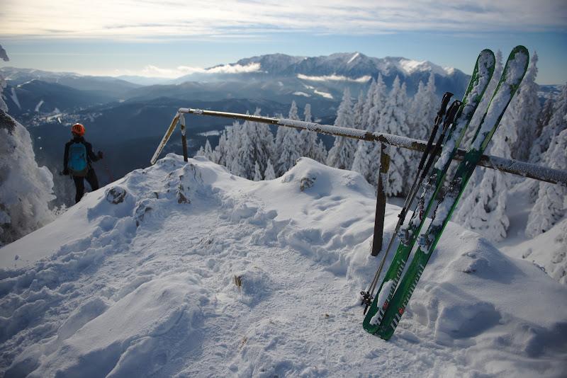 Al 8-lea sezon pentru schiurile pe care am invatat sa si schiez.
