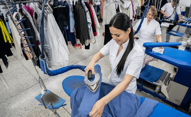 College Laundry Service