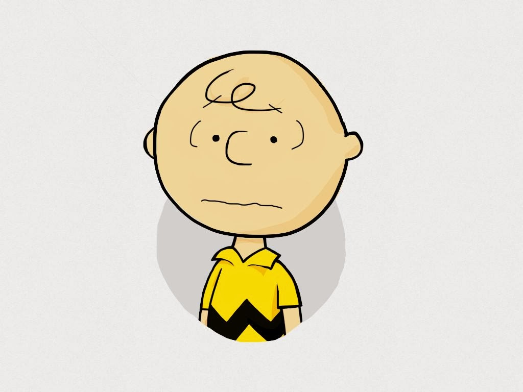 Charlie Brown made with Sketches