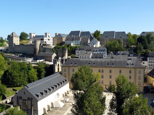 Lussemburgo: Casematte del Bock