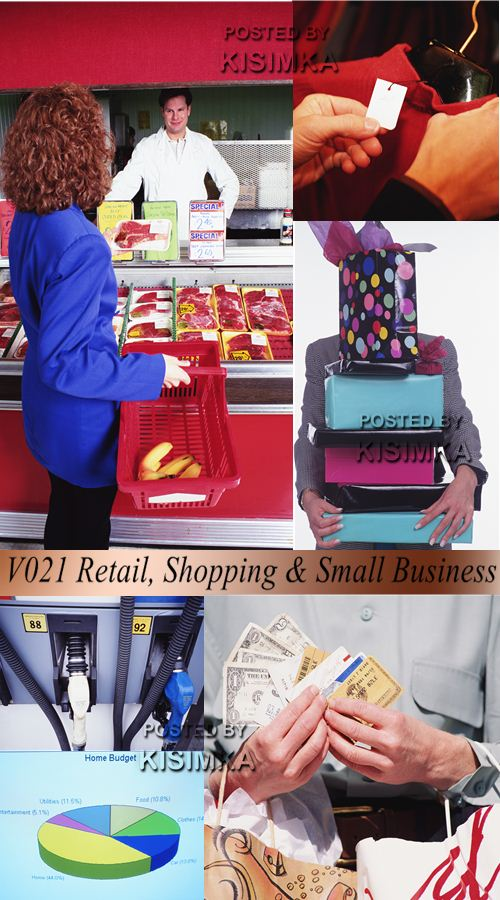 V021 Retail, Shopping & Small Business