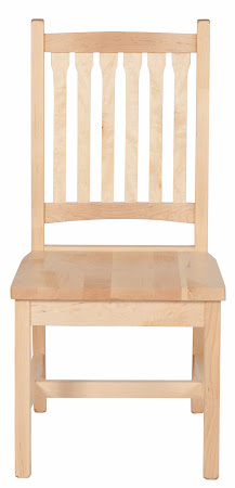 Gustavus Chair in Natural Hard Maple