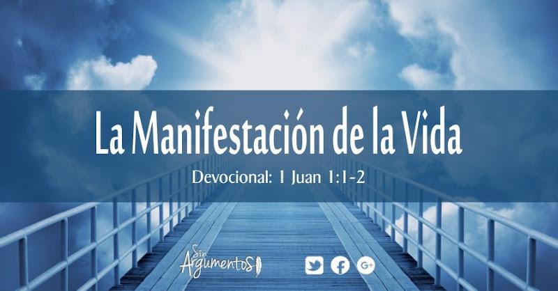 DEVOCIONAL 1 Juan 1.1-2