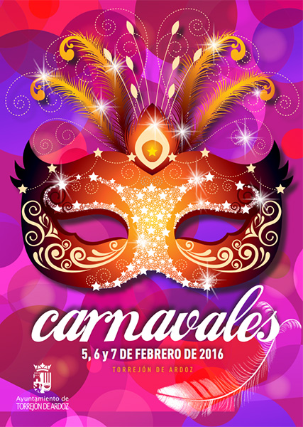 Carnaval 2016 en Torrejón de Ardoz