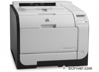 Free download HP LaserJet Pro 300/M351 Printer drivers and install