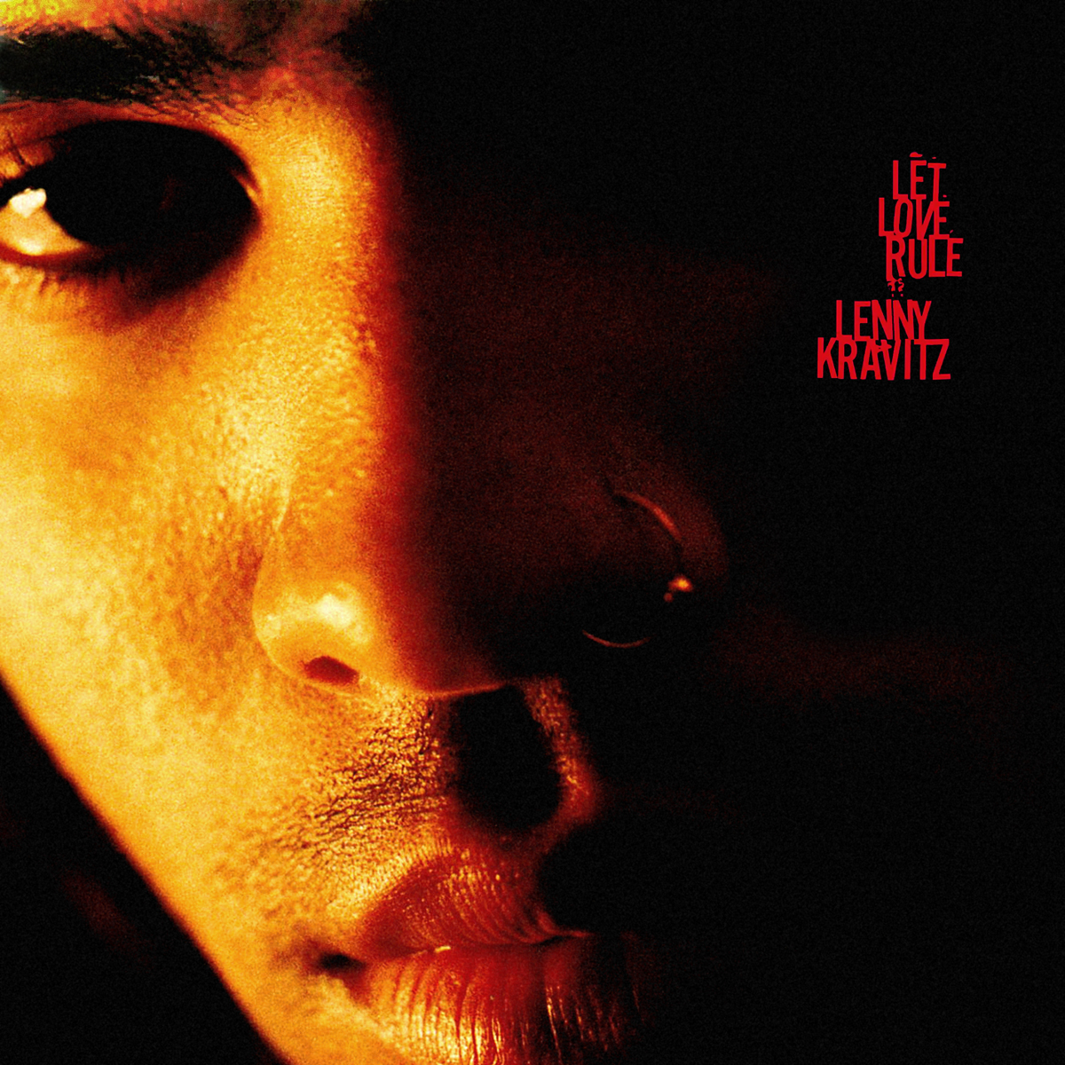 Album Artist: Lenny Kravitz / Album Title: Let Love Rule