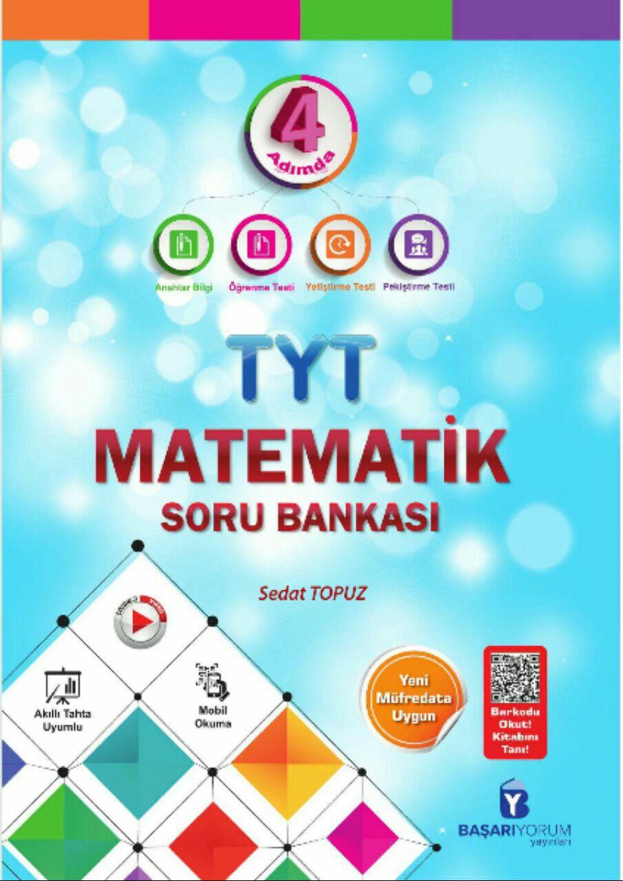 Başarıyom Yayınları TYT Matematik Bankası Soru Bankası