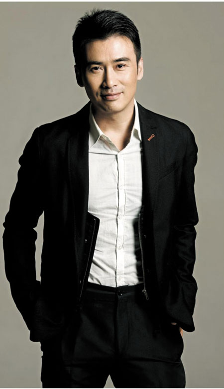 Liu Yunlong China Actor