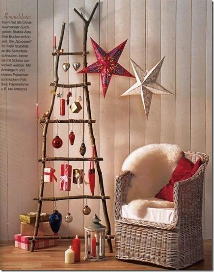 árboles-de-Navidad con-escaleras-de-madera (5)