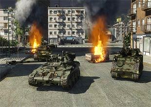 لعبة الحرب المدرعة